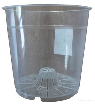 Пластмасові горщики